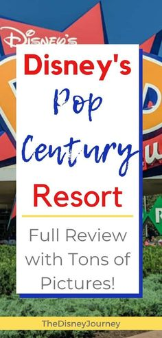resort hotel This complete guide to Disneys Pop Ce - hotel Disney Value Resorts, Disney World Hotels, Walt Disney World Vacations, Disney Trips, Disney Parks, Hotel Disney, Disney World Secrets, Disney World Tips And Tricks, Disney Worlds