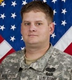 #US #Army: Sergeant First Class Forrest W. Robertson