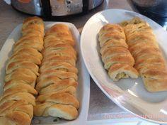 Ζουζουνομαγειρέματα: Πατατόπιτες με ζύμη πατάτας!!! Hot Dog Buns, Bread, Blog, Buns, Breads, Sandwich Loaf