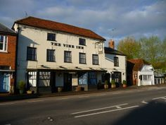 The Vine Fun Palace : The Vine is an old run down pub in the heart of a vibrant town in Hampshire. A space with plenty of opportunity for creativity. @sarah li