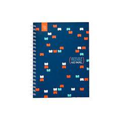 Click e Compre - Caderno Espiral Grande com Capa Dura Crer Para Ver - 96  folhas 37d2b8ab6bc32