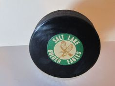 salt lake golden eagles trading cards | CHL Salt Lake Golden Eagles Puck by Converse | eBay