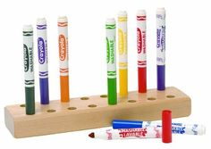 Great marker holder~ Steffy Wood Products Marker Stand - $12.15