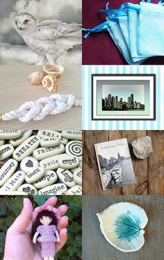 Blue me away,, by Sticker McLovin on Etsy--Pinned with TreasuryPin.com