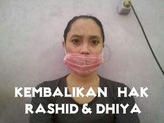 KEMBALIKAN  HAK  RASHID&DHIYA  #MermaidMonsterMagic #TargetRasidDhiya