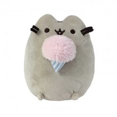 Exclusive IT'SUGAR Pusheen Cotton Candy Plush