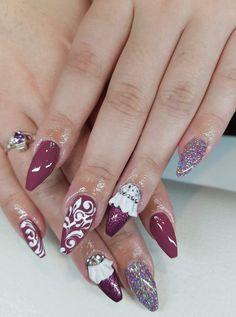 Wedding Manicure, Wedding Nail Polish, Wedding Nail