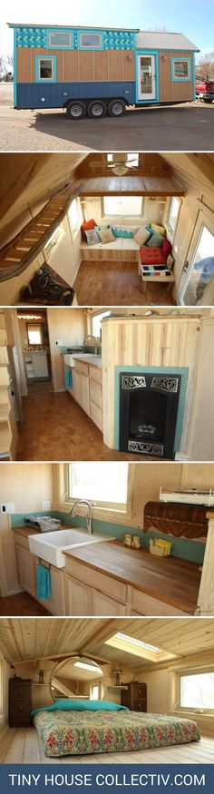 Judy Blue Eyes Tiny Home