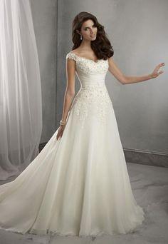 HK 31  Robe de mariée mariage soirée wedding evening dress 34-46w