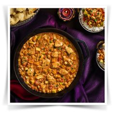 Harvest Madras Chicken Curry