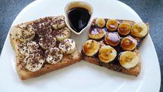 Pratik 5 Dakikada Fıstık Ezmeli Sabah Kahvaltısı