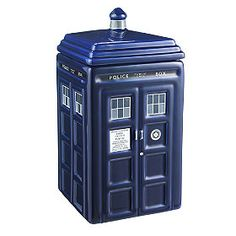 Doctor-Who-Cookie-Jar from Lakeland