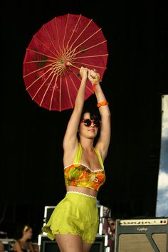 Katy Perry Photos: Vans Warped Tour