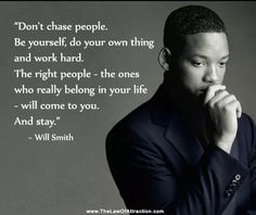 This is perfection. Always remember this. #WillSmith #InspiringQuotes