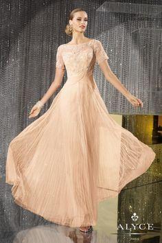 Imagen 7 Vestidos de fiesta para la madre de la novia. Colección Jean de Lys para Alyce Paris.   HISPABODAS