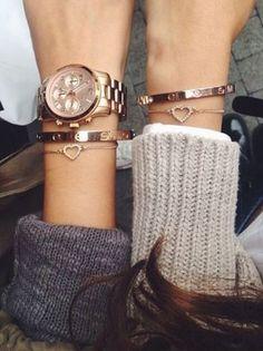 Tendance Bracelets  Stainless Steel Love Bracelets  V & V Jewels