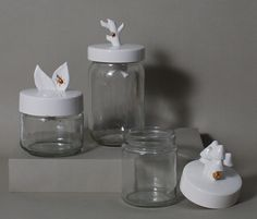 Botany Jars in assorted styles design by imm Living