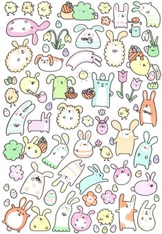 Pin by sylvia perez on islastalleres in 2019 kawaii doodles, doodles, doodl Diy Kawaii, Kawaii Art, Kawaii Doodles, Cute Kawaii Drawings, Cute Animal Videos, Doodle Drawings, Cute Cartoon, Cute Art, Cute Doodle Art