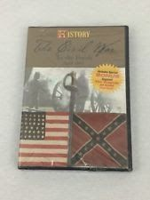 NEW The Civil War - To the Finish: April 1865 (DVD 2006 History Channel)