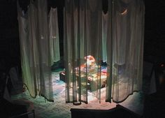 Grey Gardens. ACT and The 5th Avenue Theatre. Scenic design by Matthew Smucker. 2013