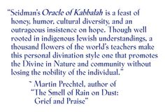 A New Oracle of Kabbalah by Richard Seidman — Kickstarter