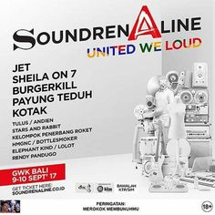 Soundrenaline United We Loud