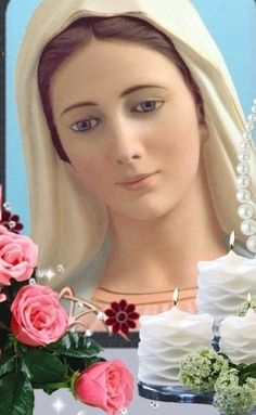 Jesus And Mary Pictures, Mary And Jesus, Jesus E Maria, Religion, Mama Mary, Holy Mary, Holy Family, Auras, Blessed Mother