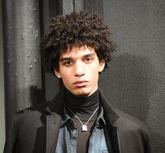 Hair Style: Afro/Crespo | O Cara Fashion