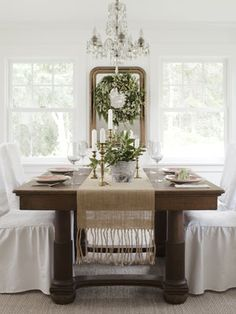 Country Christmas Decorations - Country Farmhouse Christmas Decorating - Country Living