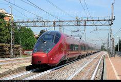 RailPictures.Net Photo: 19 NTV Nuovo Ttrasporto Viaggiatori ETR.575 at Bologna, Italy by Beppe