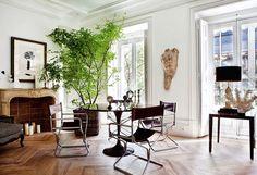 Eclectic home designed by Miguel Garcia de Valcarcel. Photo: Nuevo Estilo