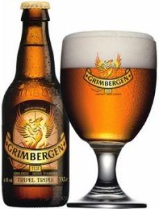 Grimbergen Tripel - Bierebel.com, la référence des bières belges