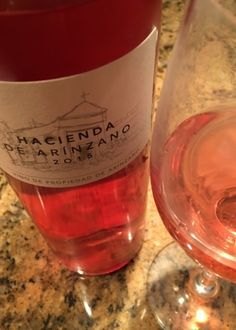 "Rosé Rules. Hacienda de Arinzano 2015 Rosé – Located in the northeast of Spain between Rioja and Bordeaux in Navarra, is Arinzano Vinos de Pago, the only winery in Spain certified by the World Wildlife Fund for environmental responsibility.  From a dedicated rosé vineyard on the estate is this elegant wine of Tempranillo.  Intense aromas of bright, fresh strawberries and roses blooming in the garden caused me to close my eyes for an ""ahhhh"" moment. On the palate, juicy strawberries..."