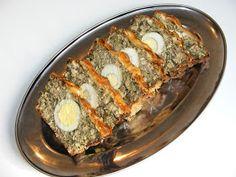 Drob de pui Meatloaf, Food, Fine Dining, Essen, Meals, Yemek, Eten