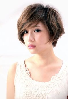 50 Glorious Short Hairstyles for Asian Women for Summer, 50 glorious short hairs. - My list of women's hairstyles Popular Short Hairstyles, Great Hairstyles, Hairstyles Haircuts, Summer Hairstyles, Straight Hairstyles, Asian Short Hairstyles, Pixie Haircuts, Hairstyle Ideas, Short Curly Hair Updo