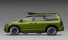 Pimped Out Minivans 6 Vans You Ll Wish You Had Wheels