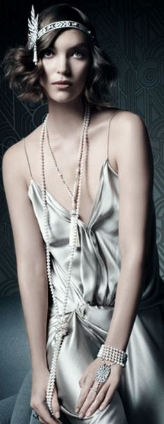 "Jewelry . . . Tiffany & Co. ""Jazz Age Glamour"" Collection"