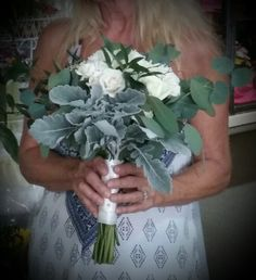Another Happy Bride at Tropical Interiors Florist