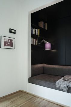 Of comfortable; this cozy nook is fabulous.