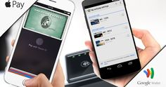 Google Wallet, Apple Pay and Android Pay: Understanding Differences and Similarities