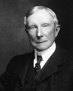 Who is the Rockefeller family? How did this family earn their wealth? What are they doing?