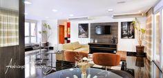 Adriana Scartaris design de interiores: Projeto Corporativo para Porte Construtora - Condomínio Katherine