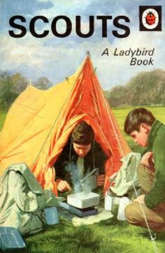 A ladybird book. Scouts