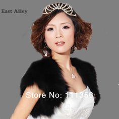 Cheap black bolero, Buy Quality faux fur shrug directly from China fur shrug Suppliers: White Ivory Black Wedding Shawl Bridal Faux Fur Shrug Bride Cape Wrap Black BOLERO Stole Enjoy ✓Free Shipping Worldwide! ✓Limited Time Sale ✓Easy Return.