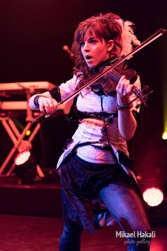 #LindseyStirling