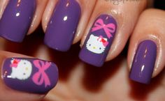 Cool-Hello-Kitty-Nails_violet.jpg 327×201 pixels