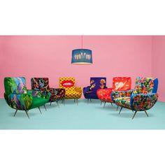 Retro Sofa & Vintage Armchairs Uk - Smithers of Stamford Retro Armchair, Retro Sofa, Vintage Sofa, Vintage Furniture, Sofas, Retro Living Rooms, Velvet Furniture, Eames Chairs, Ideas