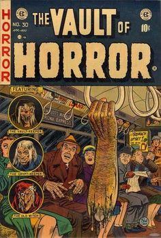 Comic Book Covers, Comic Books Art, Comic Art, Book Art, Sci Fi Comics, Horror Comics, Scary Comics, Albin Michel, Creepy Pictures
