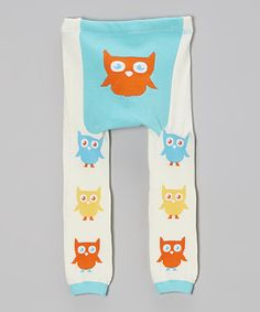 owl leggings!