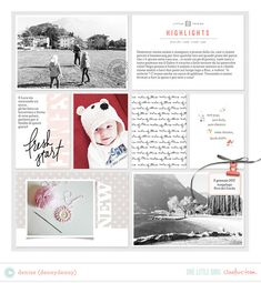 Birds of a Feather | February Any Product Edition | One Little Bird Designs